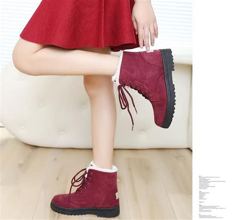 snow boots martin boots korean factory outlets waterproof shoes lazada malaysia