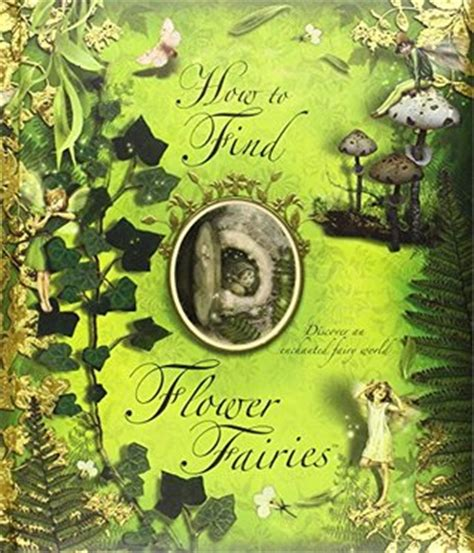 How To Find On Book How To Find Flower Fairies By Cicely Barker Reviews Discussion Bookclubs Lists