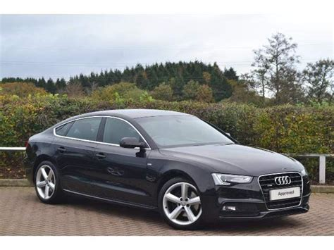 used audi cardiff used 2013 audi a5 3 0 tdi 245ps quattro s line for sale