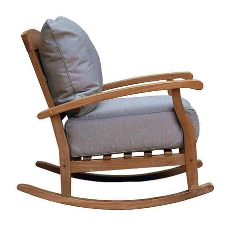 Patio Furniture Rocking Chair Chairs Teak Patio Furniture Teak Outdoor Furniture
