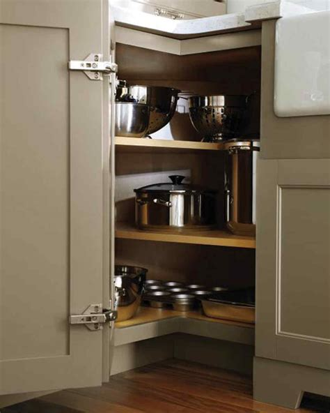 kitchen corner cupboard ideas martha stewart living kitchen designs from the home depot martha stewart