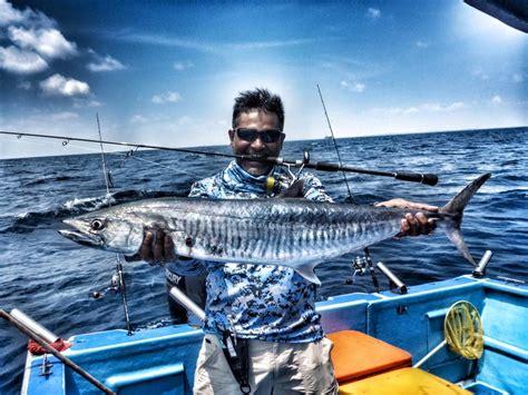 fishingkaki boat charter desaru sportfishing charter fishingkaki