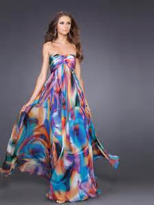 multi color dress time multi colored dresses dresses
