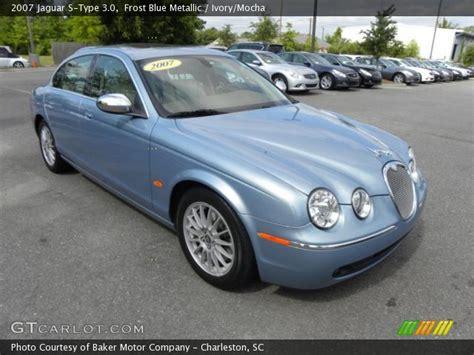 2007 Jaguar S Type 3 0 Jaguar S Type 3 0 2007 Technical Specifications Of Cars