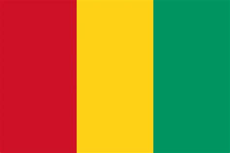 flag  guinea image  meaning guinean flag country flags