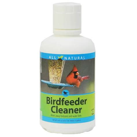 duncraft com bird feeder cleaner 16 oz