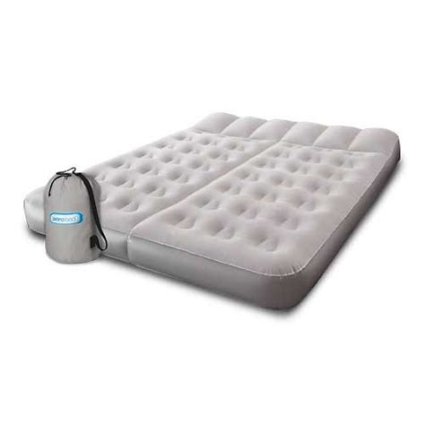 Sleep Air Mattress by Aerobed 7513 Sleep Basics Air Bed Mattress With Two Zones