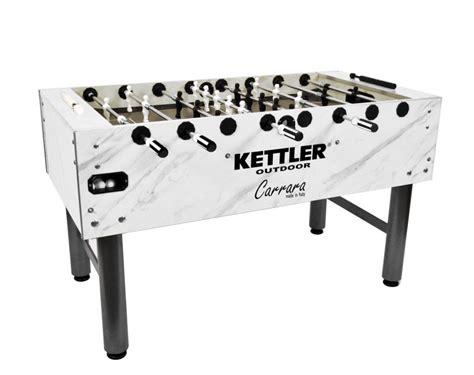 best outdoor foosball table kettler carrara outdoor foosball table