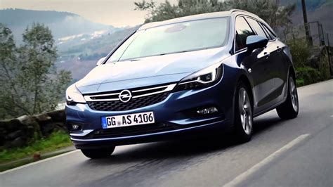 Opel Sports Car by Opel Astra Sports Tourer Car Of The Year 2016 Drive