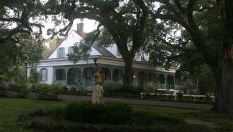 louisiana hauntings myrtles plantation house