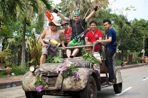 new year 2018 laos lao new year pi mai lao in luang prabang explore laos