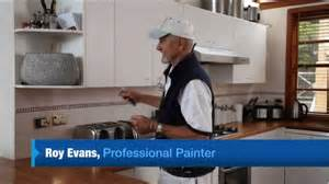 Can You Paint Over Veneer Kitchen Cabinets How To Paint Laminate Cupboards Youtube Painting Laminate