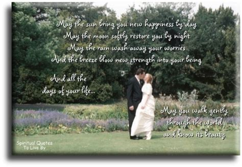 Spiritual Wedding Quotes For Cards