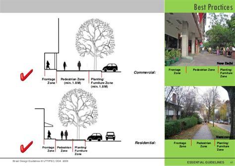home zones design guidelines uttipec street design guidelines