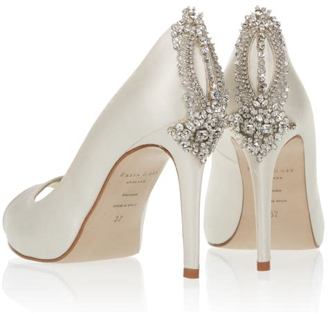 Wedding Shoes by Turn Of The Century Classics Influence Modern Day Bridal