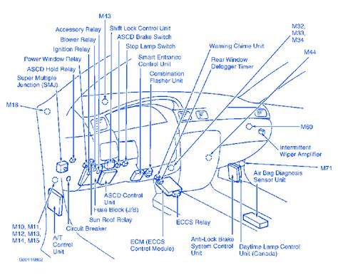 1998 nissan sentra air conditioner wiring diagram free