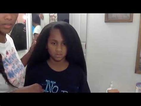 what age should african amercian boy get hair cut long natural boys hair washed re braided son s hair