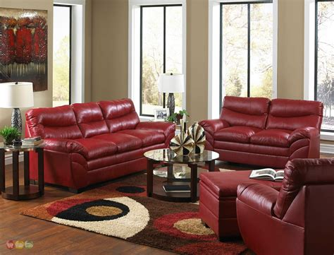 Red leather sofa decorating ideas brokeasshome com