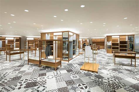 Designboom Retail | nendo siam discovery renovation