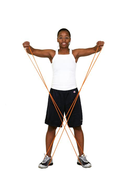 what does a lateral resistor do lateral raises