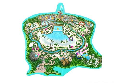 typhoon lagoon map best quot spots quot in typhoon lagoon touringplans touringplans