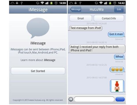 imessage chat for android stay away from third imessage app for android updated technology news