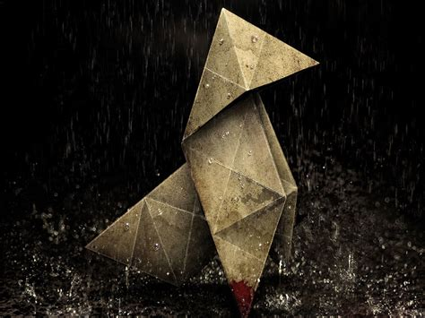 Origami Heavy - heavy wallpaper wallpapersafari