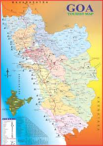 Goa India Map by Angad R Kapoor 171 Thankful To Be Born In India