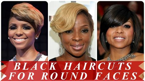 Hairstyles For With Faces Black by Hairstyles For Black With Faces