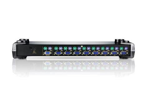 Rack Kvm by Aten Cs88a Rack Kvm Switch Kvm Switch Aten 8 Port