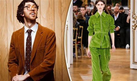 No Longer Fashionable by Corduroy No Longer The Reserve Of Geography Teachers As