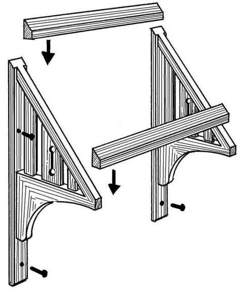 Exterior Window Canopy Window Canopies Window Awnings Decorative Timber