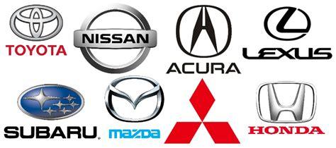 japanese car brands top 10 japanese car brands japanese used cars