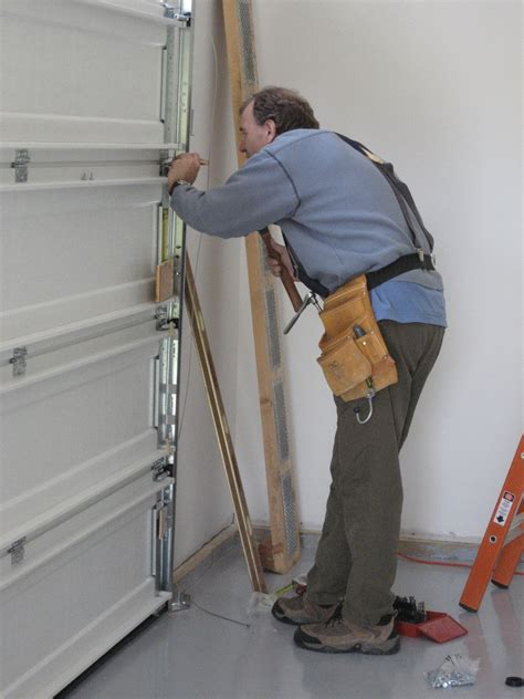 Overhead Door Installation Garage Door Insulation Hac0