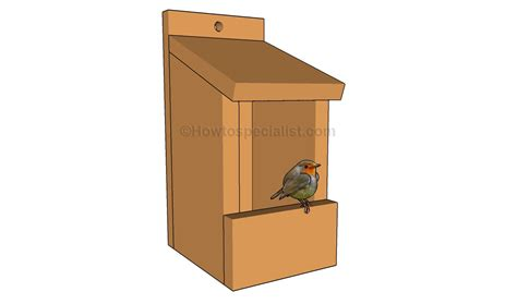 how to build a nest box howtospecialist how to build