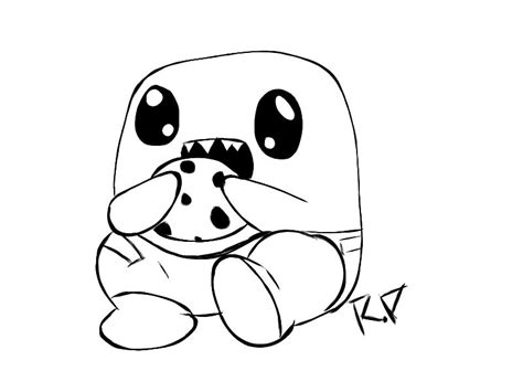 domo free coloring pages