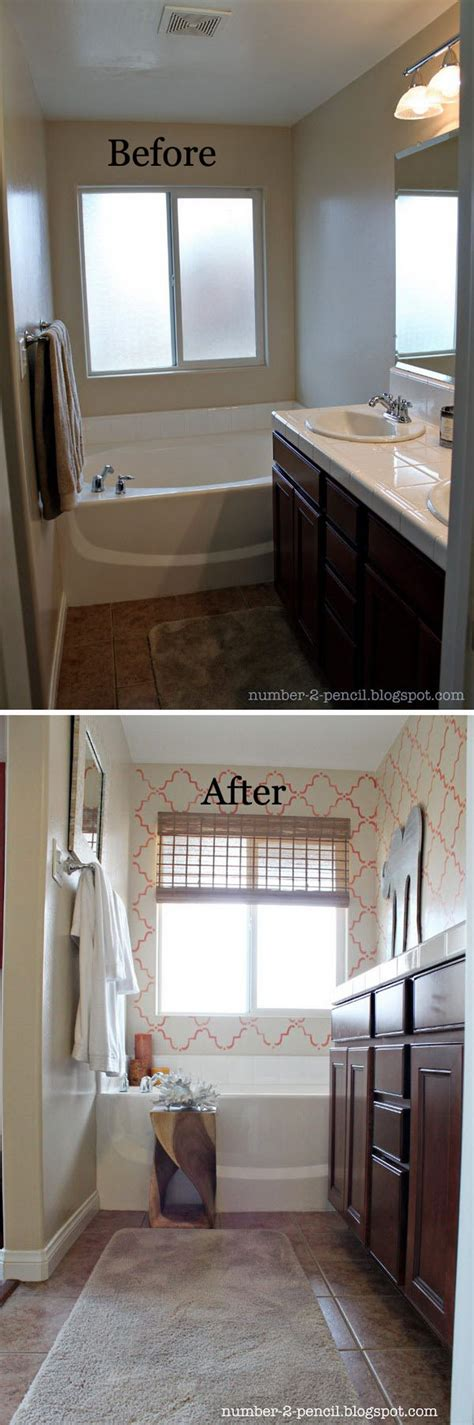 before and after makeovers 20 most beautiful bathroom before and after 20 awesome bathroom makeovers hative