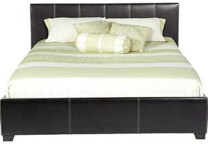 bed for belfair brown 3 pc bed beds wood