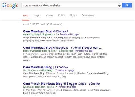 membuat keyword blog cara agar pencarian google lebih akurat masterbama
