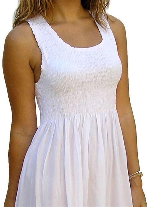 Dress Singlet by Plain Singlet Smock Dress By Sundrenched Australia