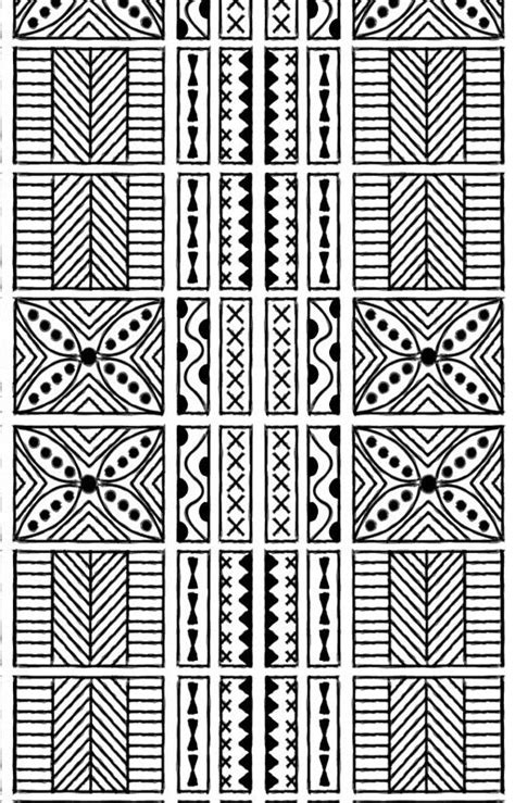 tribal pattern hawaiian 59 best tapa designs images on pinterest tattoo ideas
