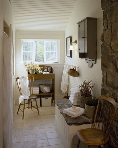 english country bathroom english country timber frame traditional bathroom portland maine by houses