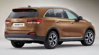2015 kia sorento detailed car news carsguide
