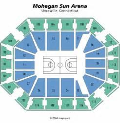 mohegan sun concert seating chart mohegan sun cabaret