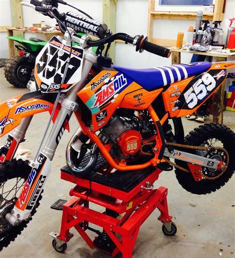 Ktm 50 Sxs amsoil ktm 50 sxs sship103 s bike check vital mx