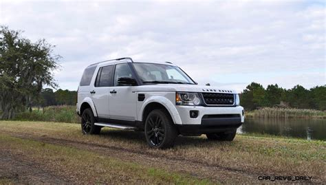 land rover lr4 black hd road test review 2016 land rover lr4 hse black pack