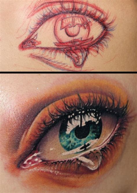 eye tattoo healing 70 best images about ojos on pinterest