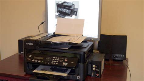 how to reset epson l550 printer epson l550 test doovi
