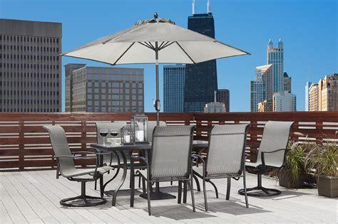 Numark Industries Patio Furniture Upc 769455764812 Essential Garden Hinton 6pc Dining