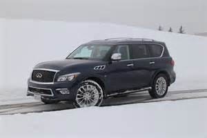 Infiniti Qx80 2015 Review 2015 Infiniti Qx80 Canadian Auto Review